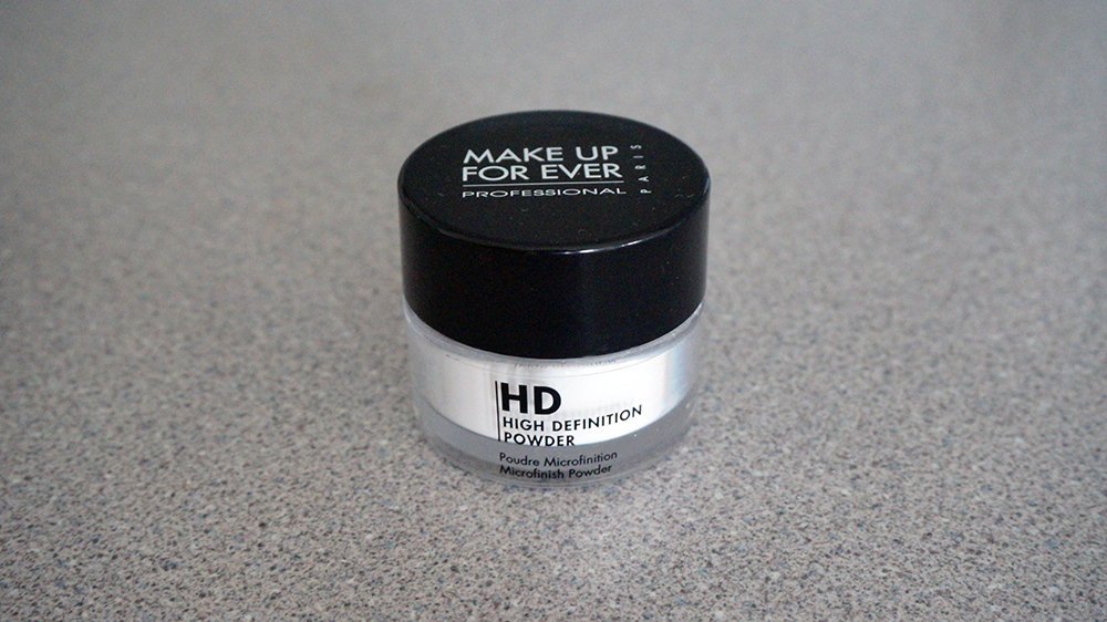 Review: Make Up For Ever HD Microfinish Powder - KOJA Beauty