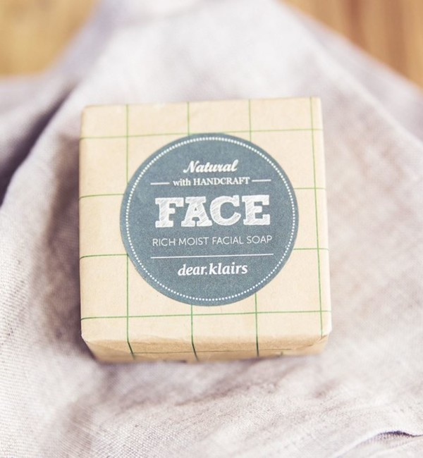Klairs Rich Moist Facial Soap 1