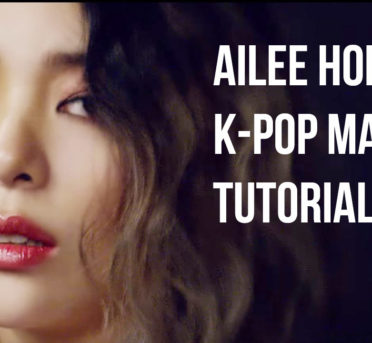 Ailee K-POP Korean Makeup Tutorial
