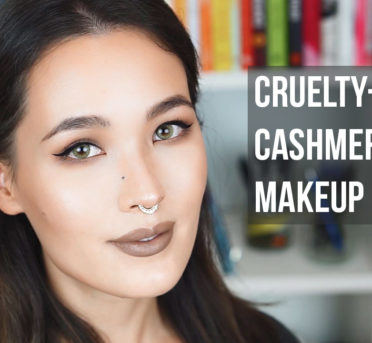 Cruelty-Free Cashmere Kitty Makeup Look
