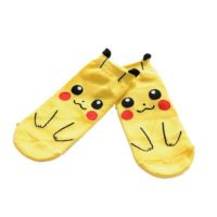 Pikachu Pokemon Socks