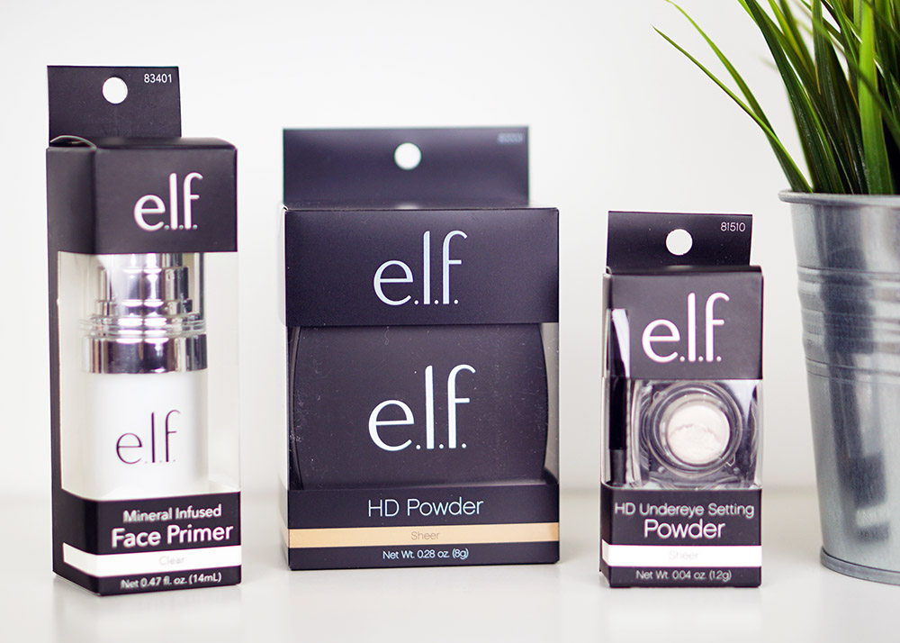 Elf Cosmetics Haul Vegan Makeup 1