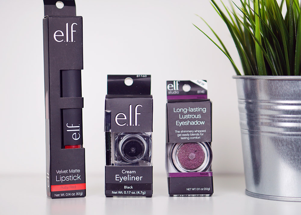 Elf Cosmetics Haul Vegan Makeup 3