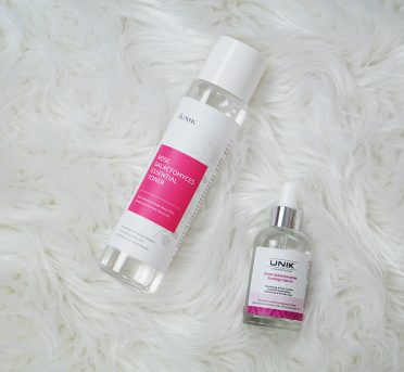 iUnik Rose Galactomyces Essential Toner Review