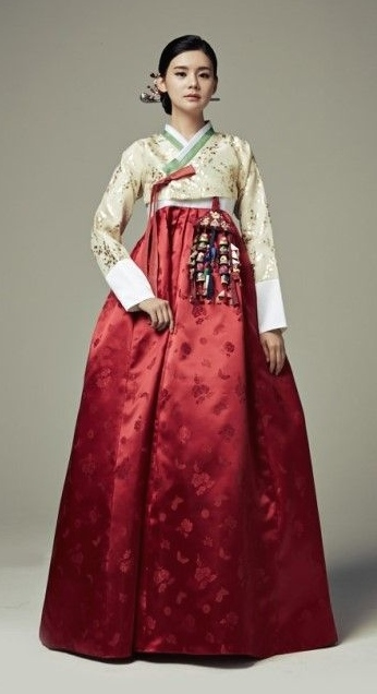 korean fashion modern casual hanbok style koja beauty