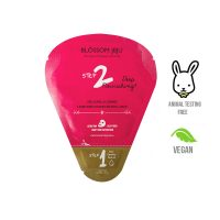 Blossom Jeju Red Camellia Soombi 2 Step Deep Nourishing Petal Mask