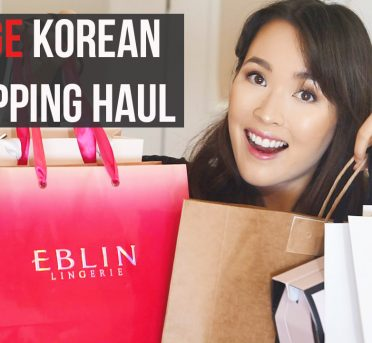 Cruelty-Free Korean Beauty & Clothing Haul